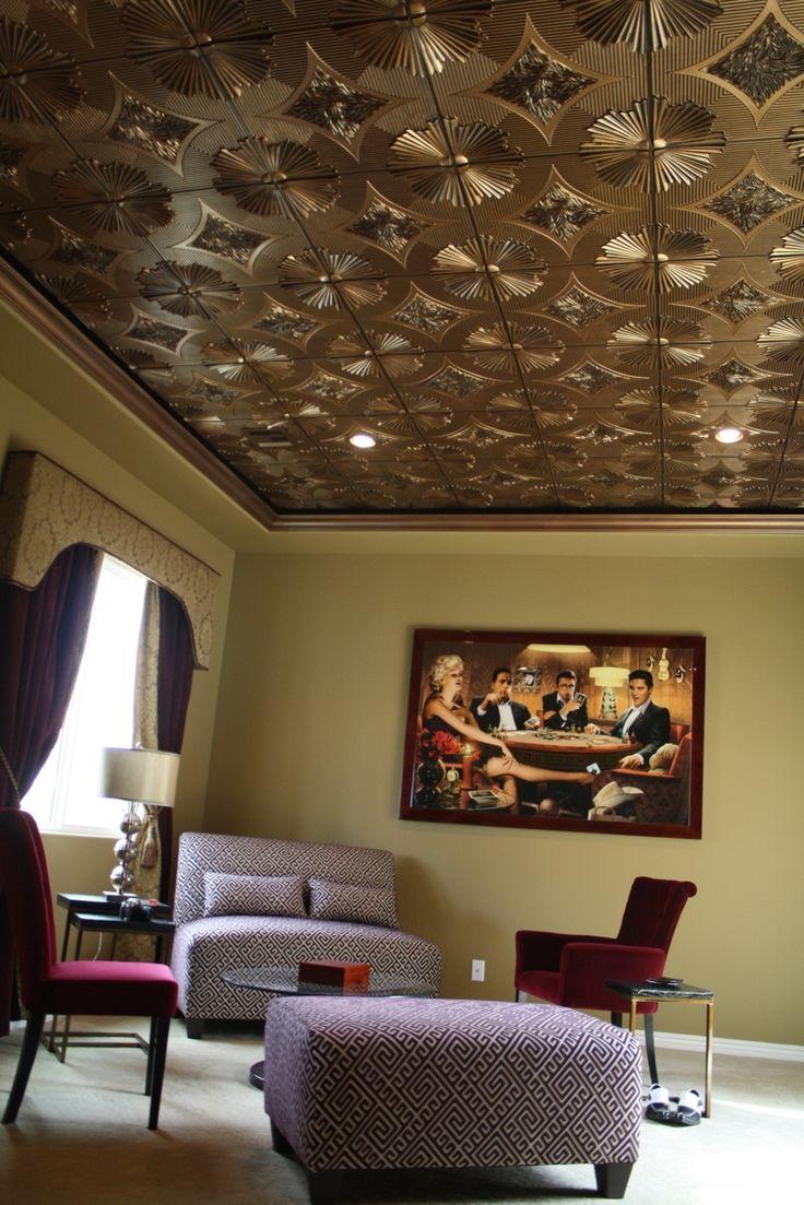Best 25 faux tin ceiling tiles ideas on pinterest tin tiles faux tin ceiling tiles rona dailygadgetfo Choice Image