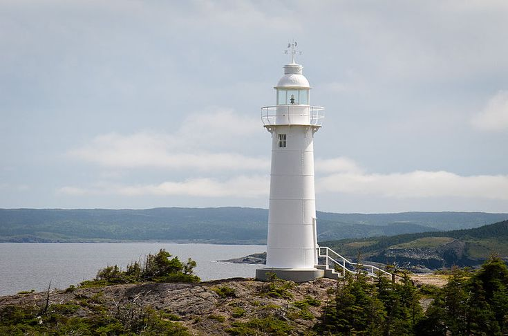 Kings Cove Head Lighthouse, Kings Cove, Newfoundland and Labrador, Canada
