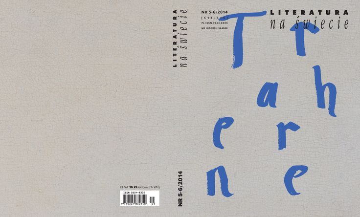 Literatura na Świecie, 5-6/2014 Traherne