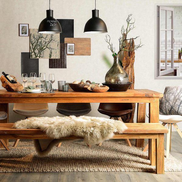 Die besten 25+ Schaffell Ideen auf Pinterest Flauschiger teppich - wohnzimmer esszimmer einrichten