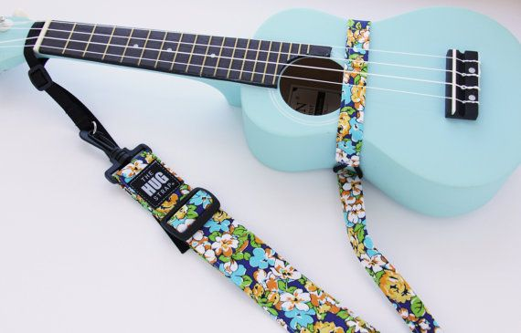 Ukulele Strap The HUG Strap No need for Strap Buttons