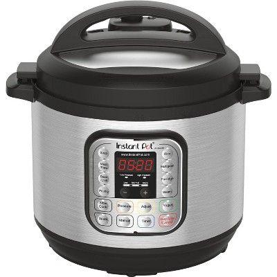 Instant Pot Duo 80 8 Qt Pressure Cooker : Target