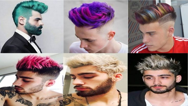 Top 20 Most Popular Hair Color Ideas For GuysMen 2018 ❤️ Guys Hair Trends ❤️ Guys Hair Color Ideas!