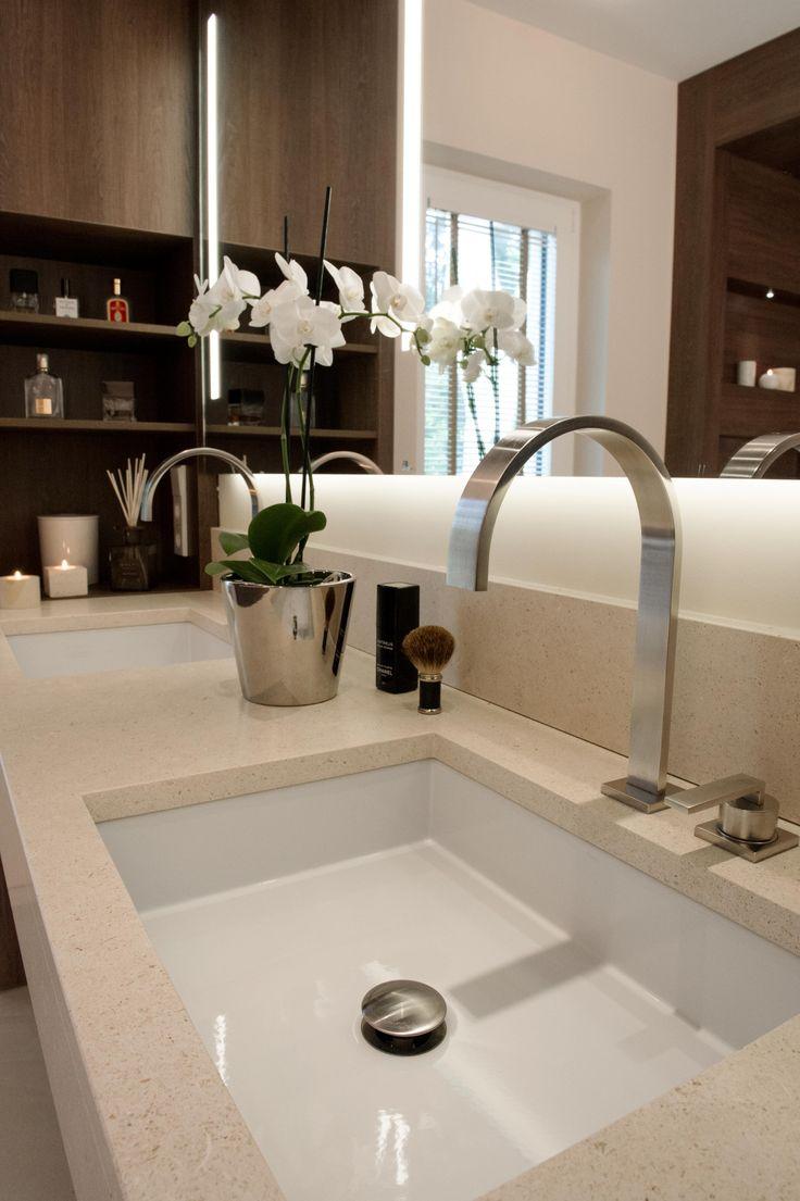 Die besten 25 naturstein bad ideen auf pinterest badezimmer naturstein moderne braune - Badezimmer naturstein ...