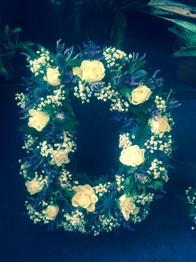 Lotty's flowers Kent letters.