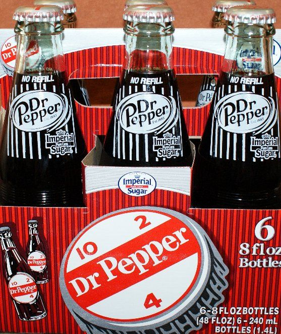 Dublin Dr. Pepper!  Don't know what 'Imperial Sugar' is, but I love it!