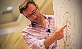 """Simon Sinek says - """"Your Why is a lighthouse, guiding you toward fulfillment in your career."""""""