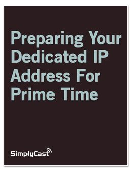 Preparing Your Dedicated IP Address For Prime Time