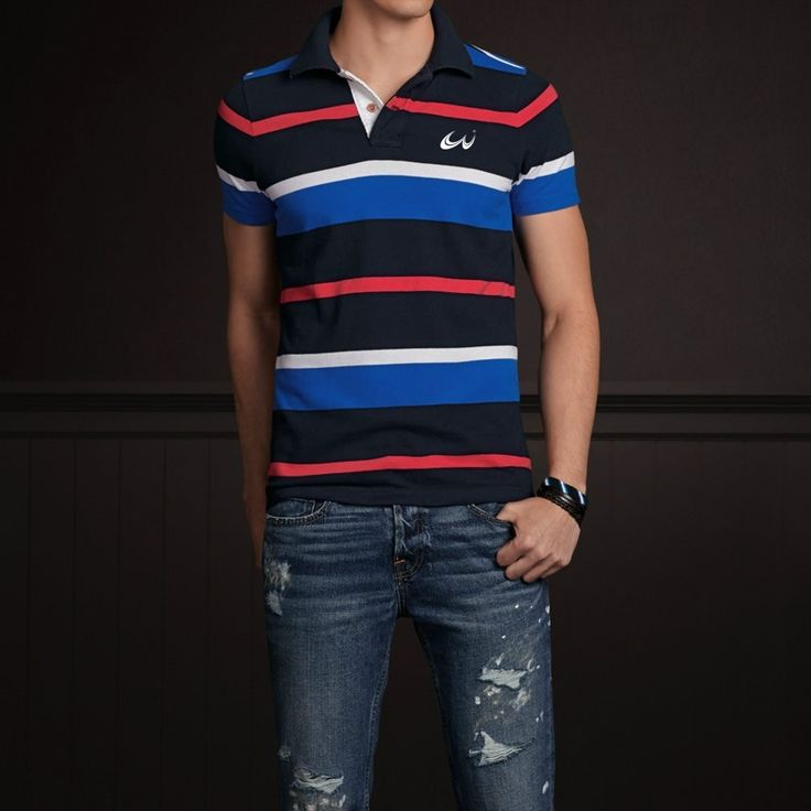Camisa polo Wave Company Jeans