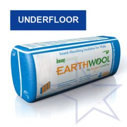 Knauf Earthwool Acoustic Thermal Underfloor Insulation Batts