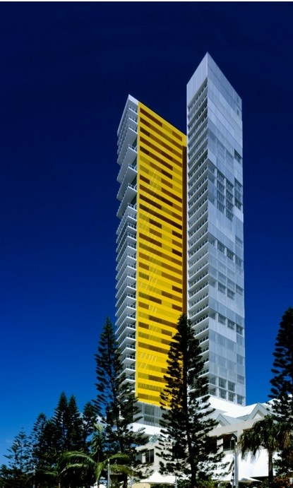 Air Apartments / Ian Moore Architects