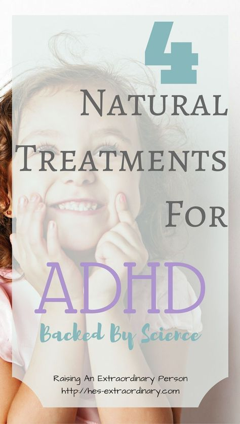 After the overwhelming popularity of my last post about Omega-3 Supplements I decided to write about some other natural ADHD treatments for our children. If you haven�t read the post about omega-3 yet, check it out, as I will make references throughout th