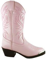 "toddler girls cowboy boots at wild cowboy | Baby Mesquite"" Boot tip Pastel Pink Girls cowboy boots"