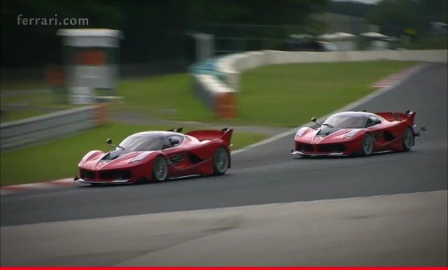 Nothing is comparable to some good thrills on the track. #Ferrari #FXXK https://t.co/O0Wv2AFZo0 www.carligious.com