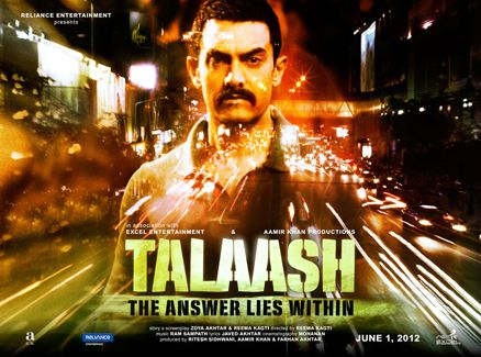 Special music video of Talaash to reveal story: Talaash 2012, Aamir Khan, Bollywood Movie, Awaits Movie, Bollywood News, Movie Talaash, Movie Lyrics, Talaash Movie, Aaamir Magic