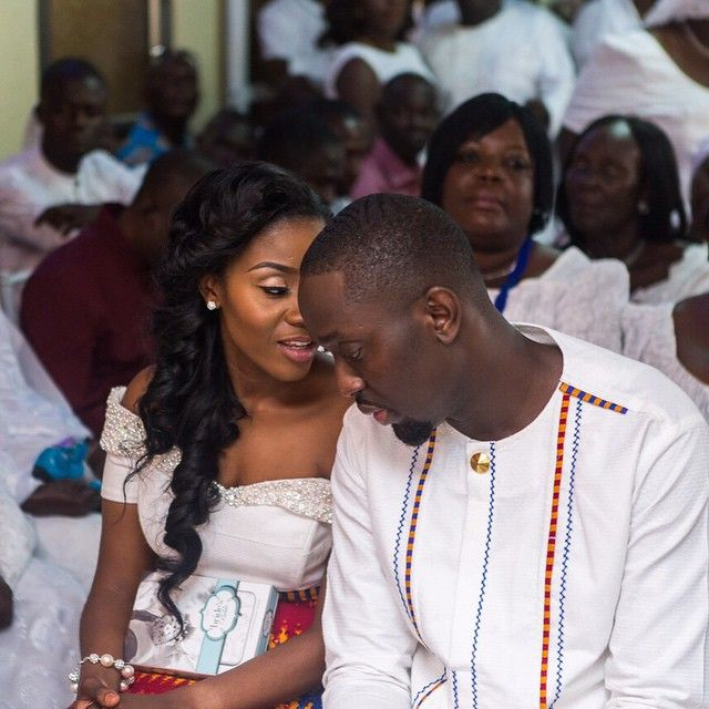 12 KENTE BRIDES WHO BROKE THE INTERNET!!! – I do Ghana