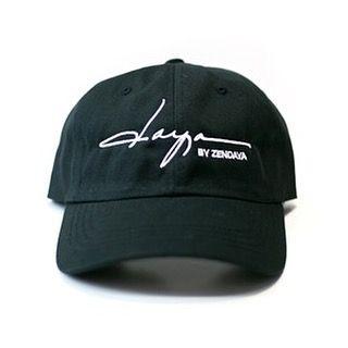 Daya By Zendaya Baseball Caps ($21) available at Zendaya's merch store (zendayatourmerch.com). #zendaya #dayabyzendaya