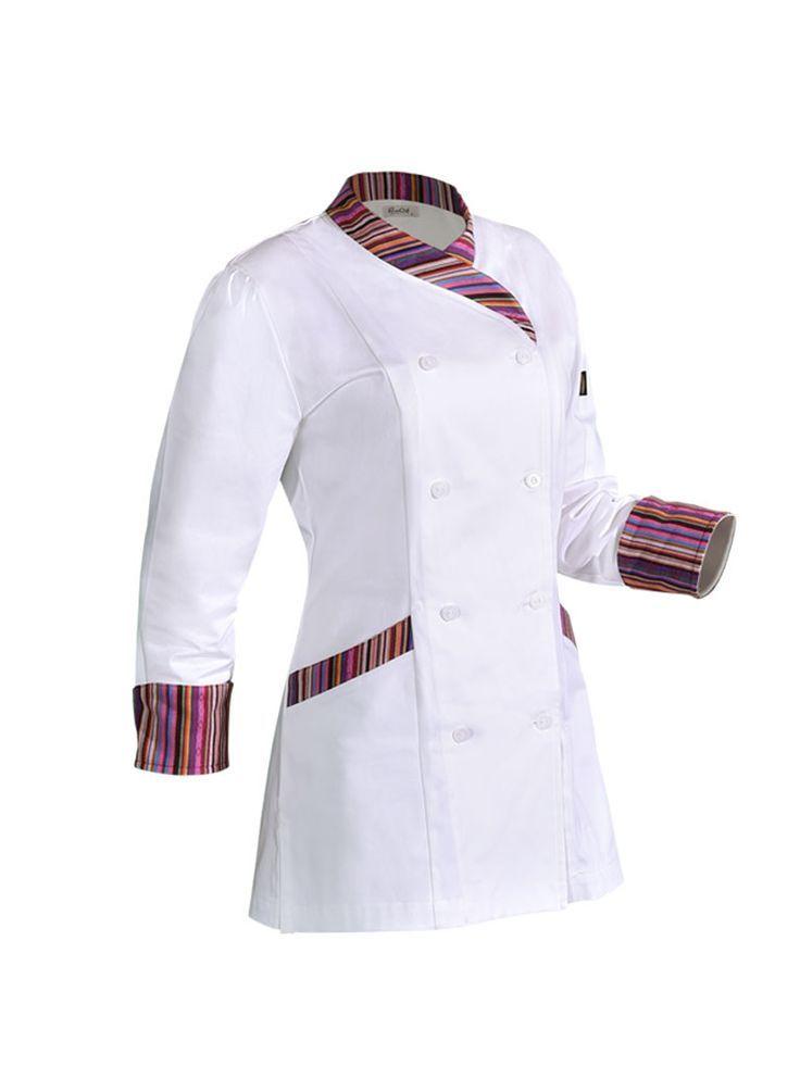 Resultado de imagen para tipos de filipinas para chef for Spa uniform patterns