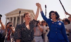 Norma McCorvey, 'Roe' in Roe v Wade case legalizing abortion, dies aged 69 | US news | The Guardian