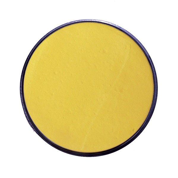 Fard de maquillage Grim'tout jaune citron