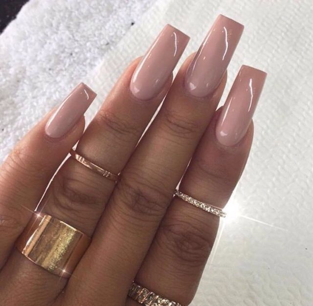 Prom Nail Ideas For Long: Best 25+ Square Nails Ideas On Pinterest