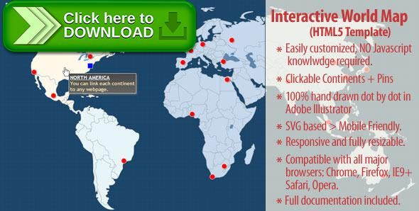 [ThemeForest]Free nulled download Interactive World Map With Cities from http://zippyfile.download/f.php?id=46409 Tags: ecommerce, clickable map for website, clickable world map, global maps, html map, html5 maps, interactive global map, interactive map, interactive map of the world, interactive world map, world map longitude and latitude, world map template, world map with cities, world map with countries, world maps