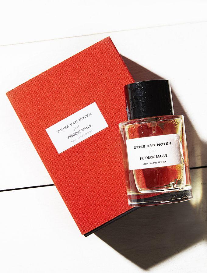 Smells like avant-garde spirit. Dries Van Noten ushers in Frédéric Malle's brand new collection
