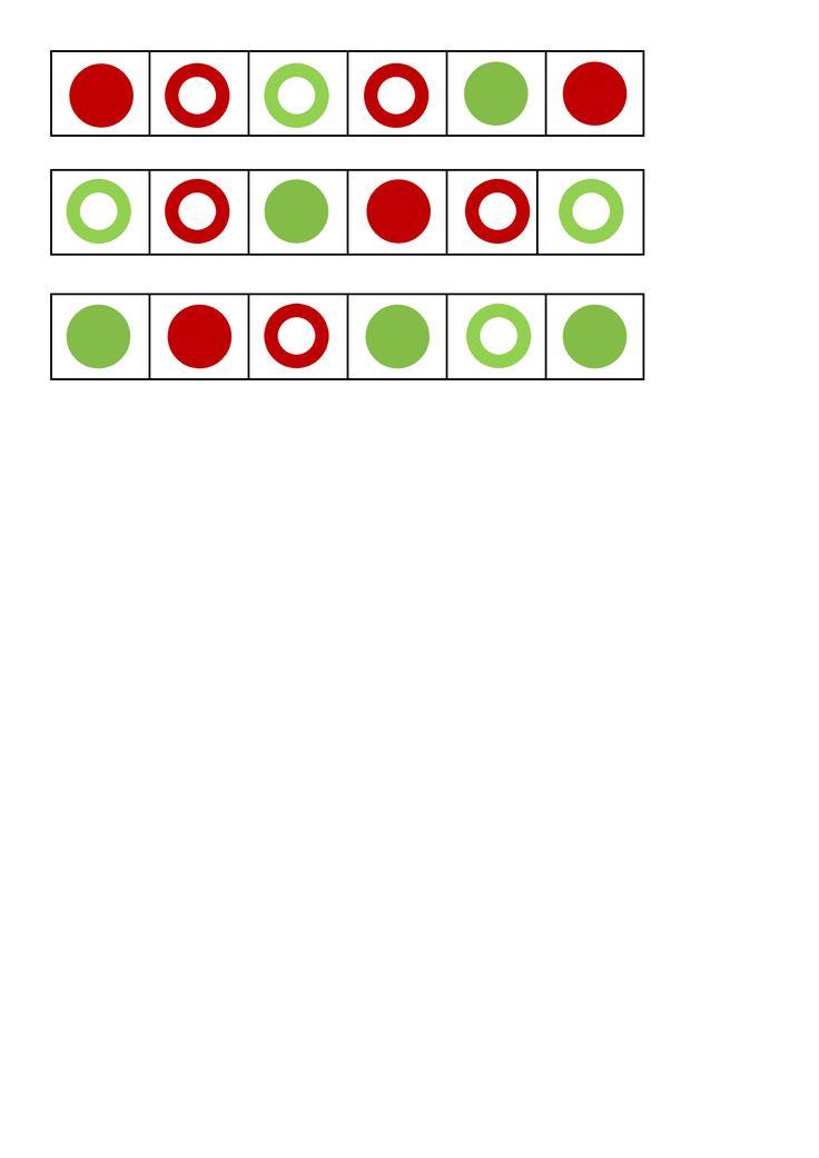 Tiles for the present visual perception game. Find the belonging board on Autismespektrum on Pinterest. By Autismespektrum