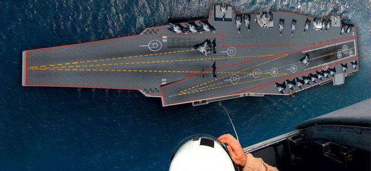 """Plano Brasil – """"Storm"""", o novo cruzador pesado que será entregue às Forças Armadas russas em 2030"""