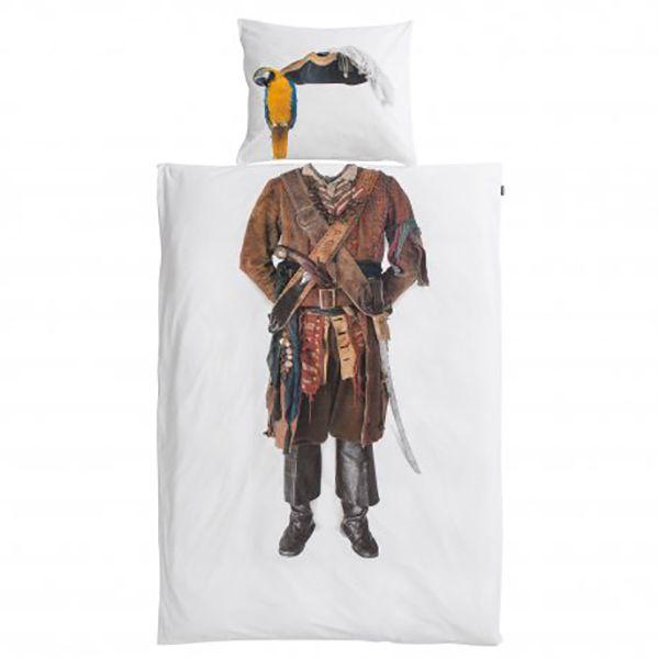 Snurk Pirate Single Doona Set | Krinkle Gifts