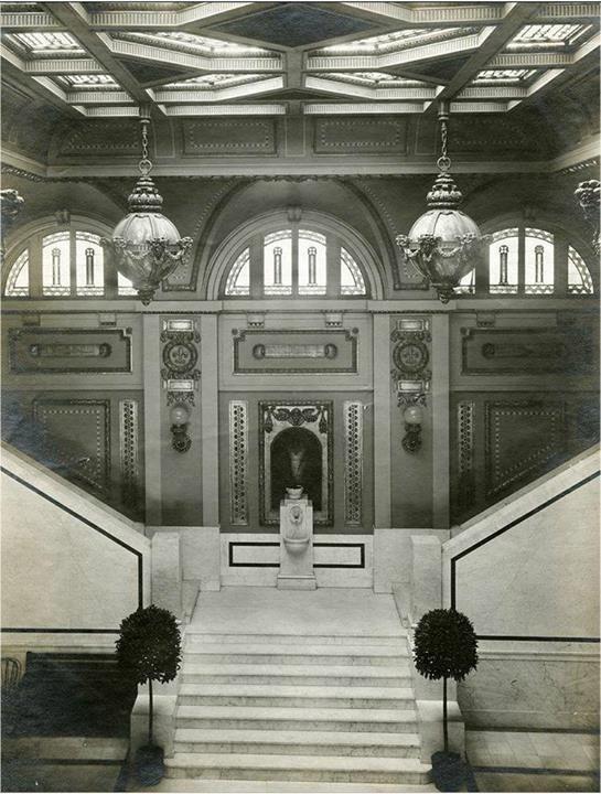 Robidoux Hotel Main Staircase St Joseph Mo Http Ilovestjosephmo
