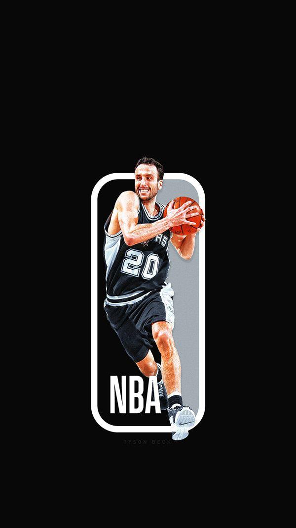 Das nächste NBA-Logo? NBA-Logoman-Serie über Behance   – Sports Action Photos