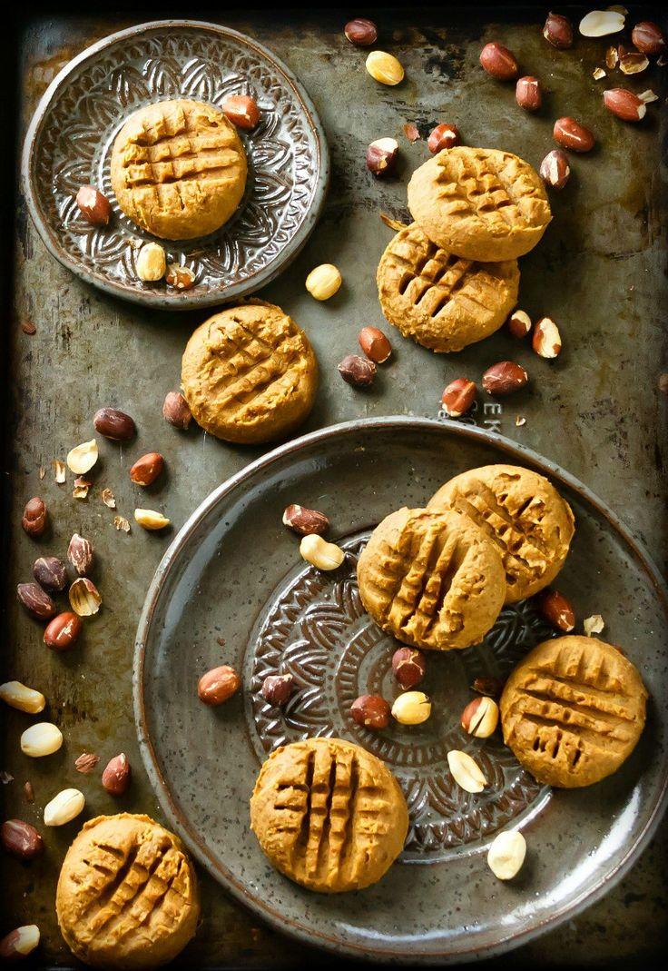 PB2 Peanut Butter Cookies | PB2 Cookies | www.eathealthyeathappy.com