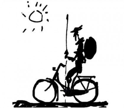 ruta del quijote en bici
