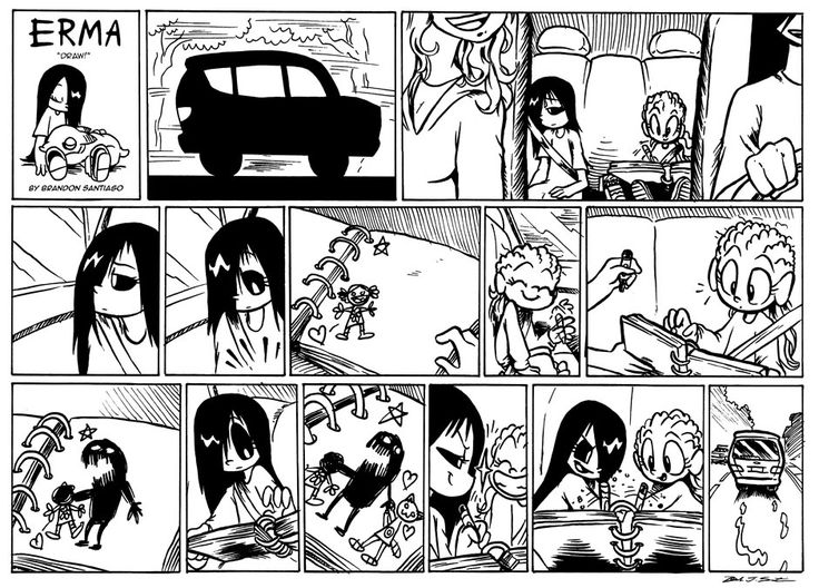 Erma :: Erma- Draw!   Tapastic Comics - image 1
