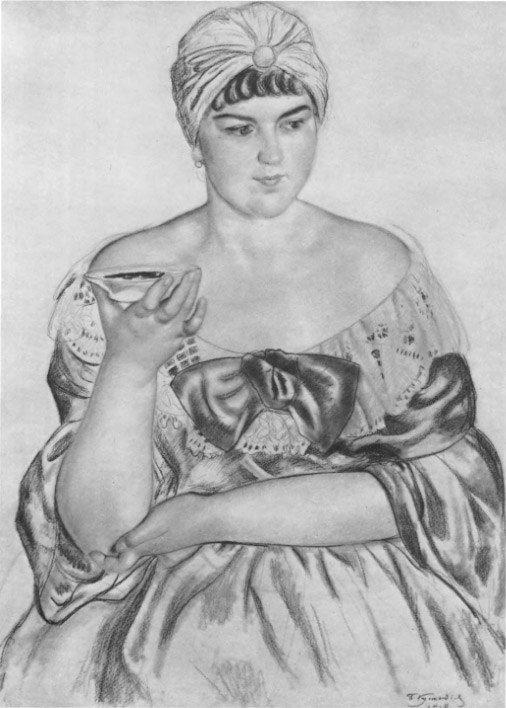 Кустодиев Б. М. (1878-1927)