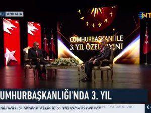 Erdoğan: Çanakkale'ye gidenler artık votka mı içerler, şarap mı içerler