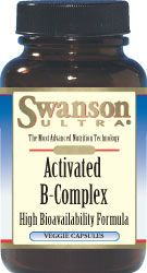 High Potency Activated B-Complex High Bioavailability
