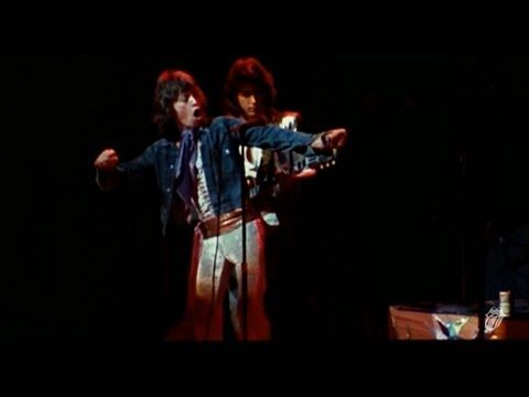 ▶ The Rolling Stones - Bitch (Live) - Official - YouTube - Classic Mick...struttin' his stuff!