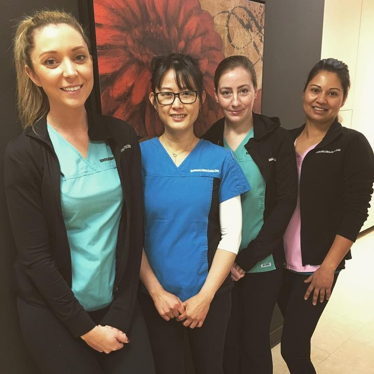 We would love to congratulate four of our amazing assistants who have completed their University of Alberta Sedation Assistants Certification! #completed #certificate #sedationdentistry #congratulations #thankfulforourassistants #yycdentist #calgarydentist #dentalassistant #dentalcare #dentaloffice