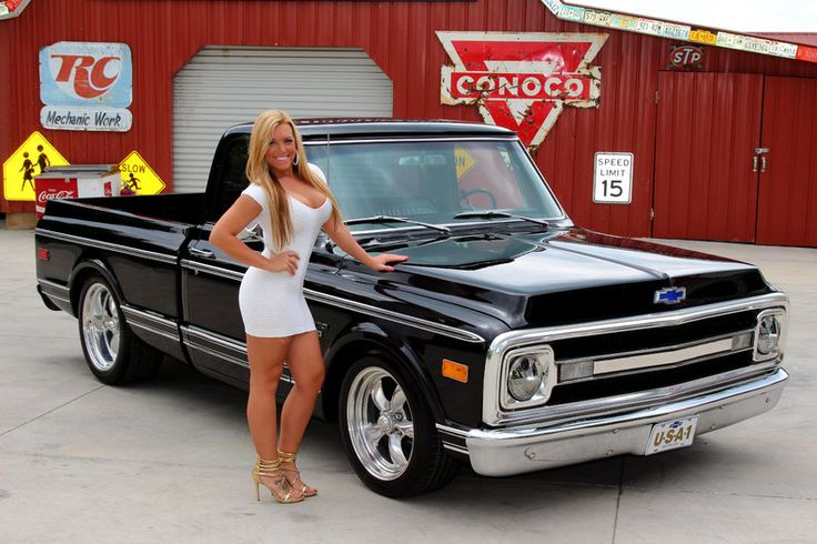 1969 Chevrolet C10 Cool Cars Chevy Trucks C10 Chevy