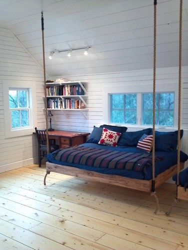 Garage with Guest Apartment - eclectic - bedroom - nashville - by Professional Construction Solutions LLC