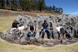 Chinchero-Peru-ruins-inca-king-seat-in-rock