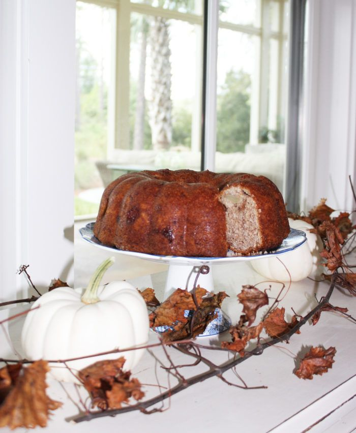 HEALTHY NATURAL INGREDIENTS: FALL RECIPES