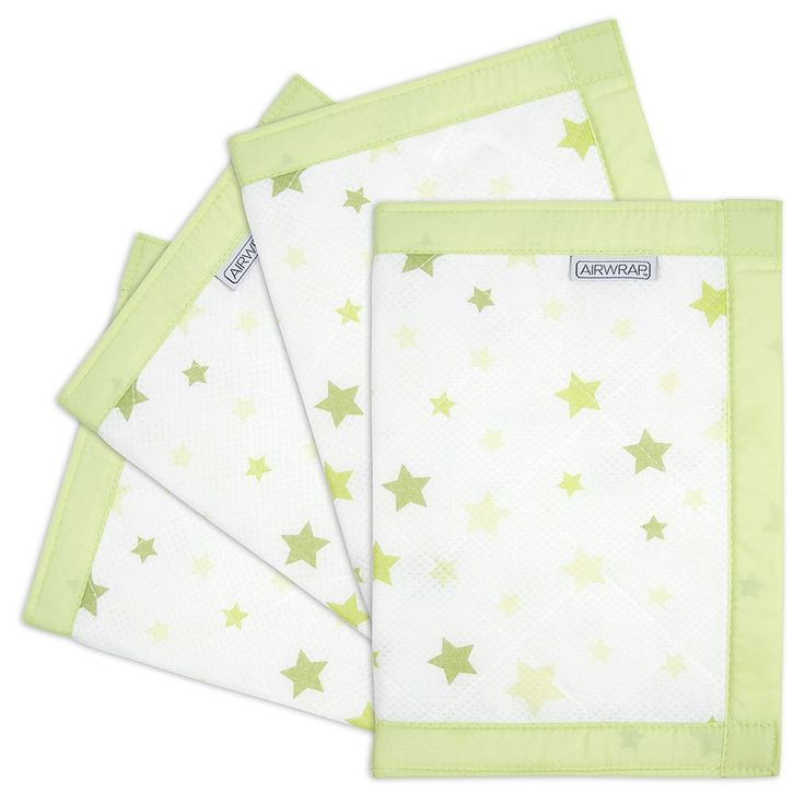 Airwrap 4 Sides - Star Green