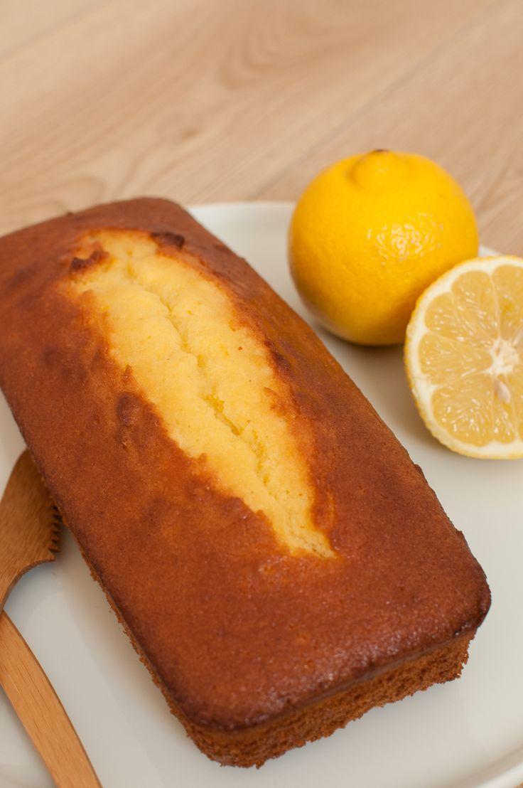 Invitation au fait maison: J'ai fait un cake au citron, c'était trop trop bon !!!