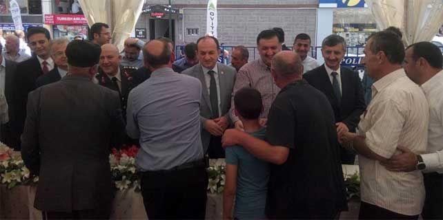 Rize'de geleneksel bayramlaşma töreni düzenlendi | Okur53