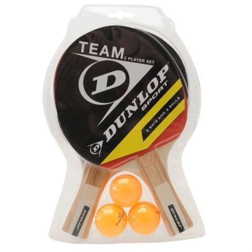 Dunlop #table tennis bat for #intermediate and pro players #(single & set for 2),  View more on the LINK: http://www.zeppy.io/product/gb/2/222347198410/