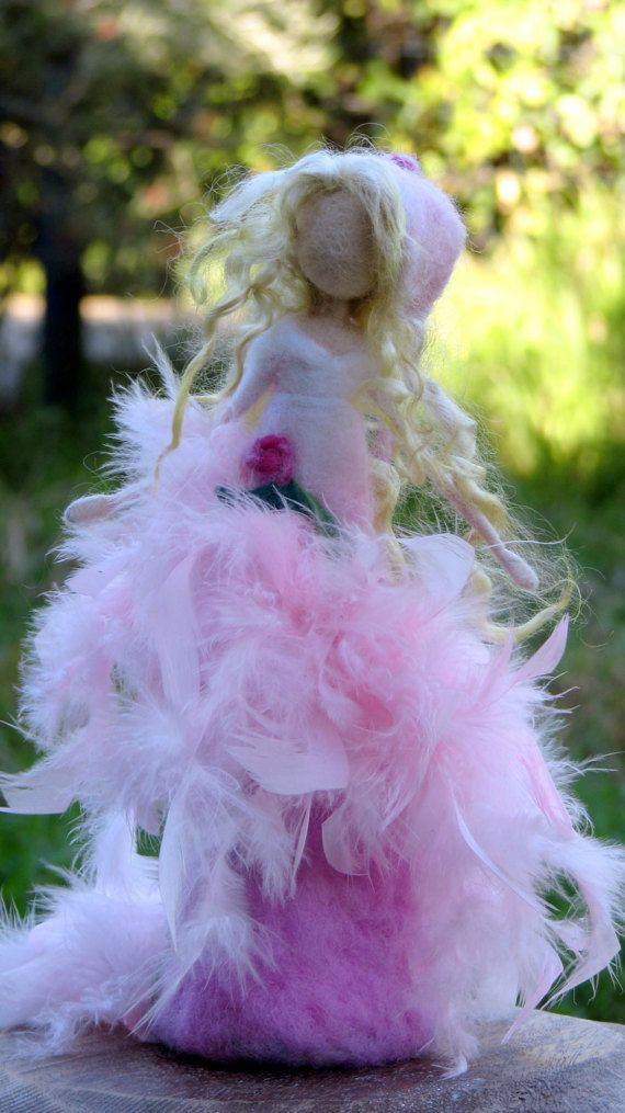 Hadas muñecas Fantasy muñeca arte Waldorf inspiración a geisha