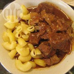 Slow Cooker Beef Goulash @ allrecipes.com.au
